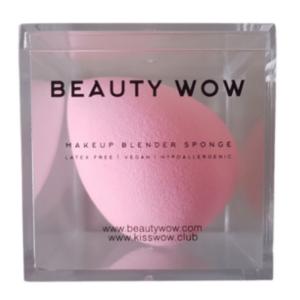 Beauty Wow Makeup Blender Sponge Pink