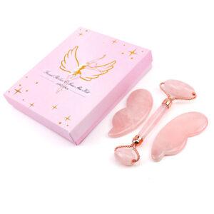 Angel Rose Quartz Gift Set 2