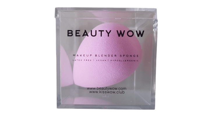 Beauty Wow Club Lilac Beauty Blender Makeup Sponge