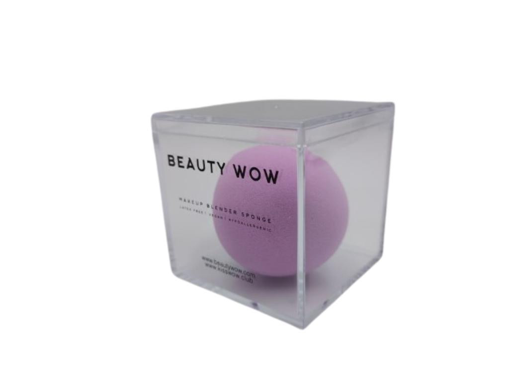 Beauty Wow Lilac Beauty Blender Makeup Sponge 2