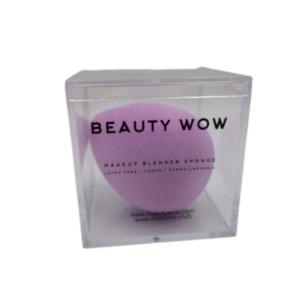 Beauty Wow Lilac Beauty Blender Makeup Sponge 3