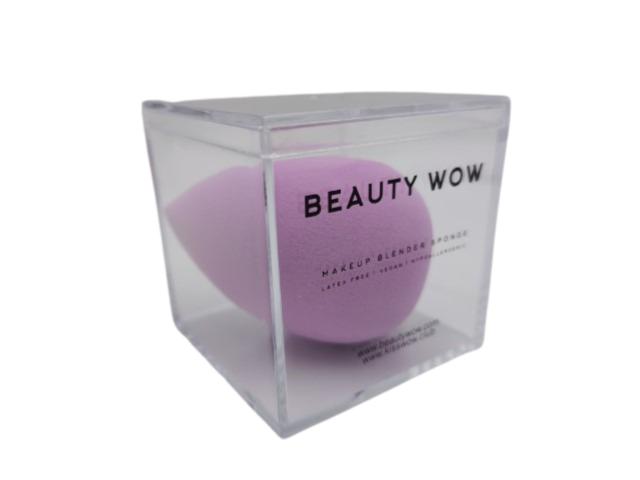Beauty Wow Lilac Beauty Blender Makeup Sponge 4
