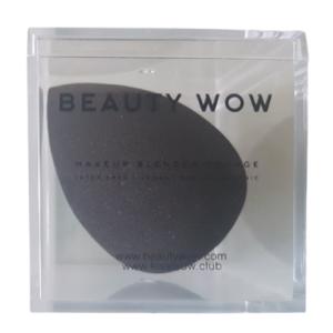 Beauty Wow Makeup Blender Sponge Black (Custom)