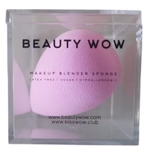 Beauty Wow Makeup Blender Sponge Pink 2 (Custom)