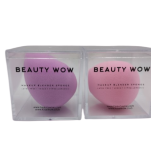 Beauty Wow Makeup Blender Sponges Mixed 3