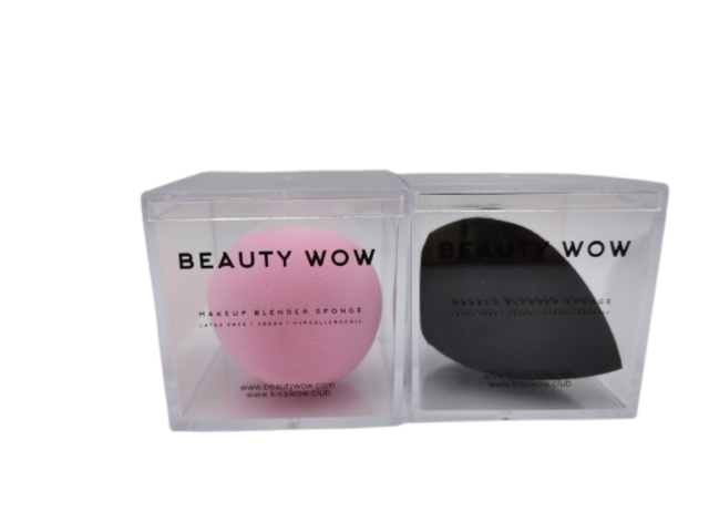 Beauty Wow Makeup Blender Sponges Mixed 4