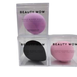 Beauty Wow Makeup Blender Sponges Mixed 6
