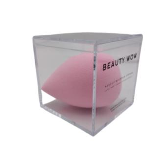 Beauty Wow Pink Makeup Blender Sponge 3
