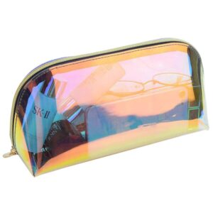 Kiss Wow Club Holographic Makeup Bag 5