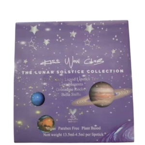 Kiss Wow Club Lunar Solstice Collection 2